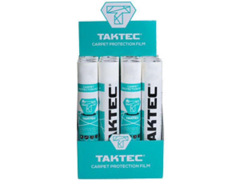 Taktec Carpet Film 12 x 50m Rolls