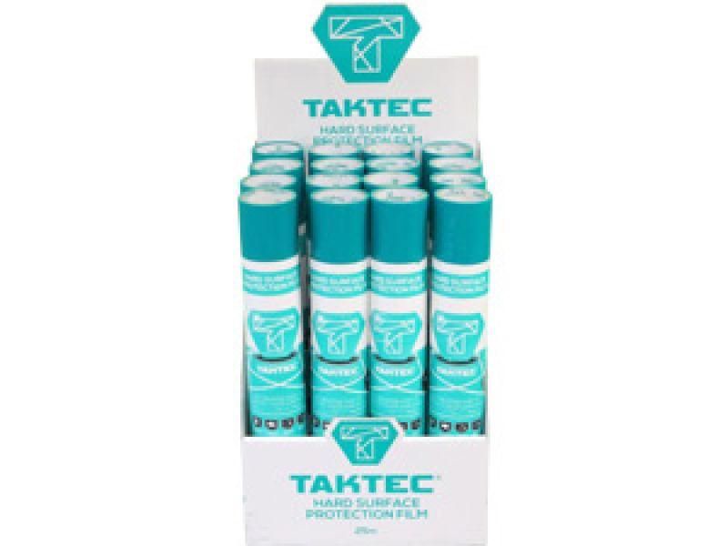 Taktec Hard Surface Film 16 x 25m Rolls